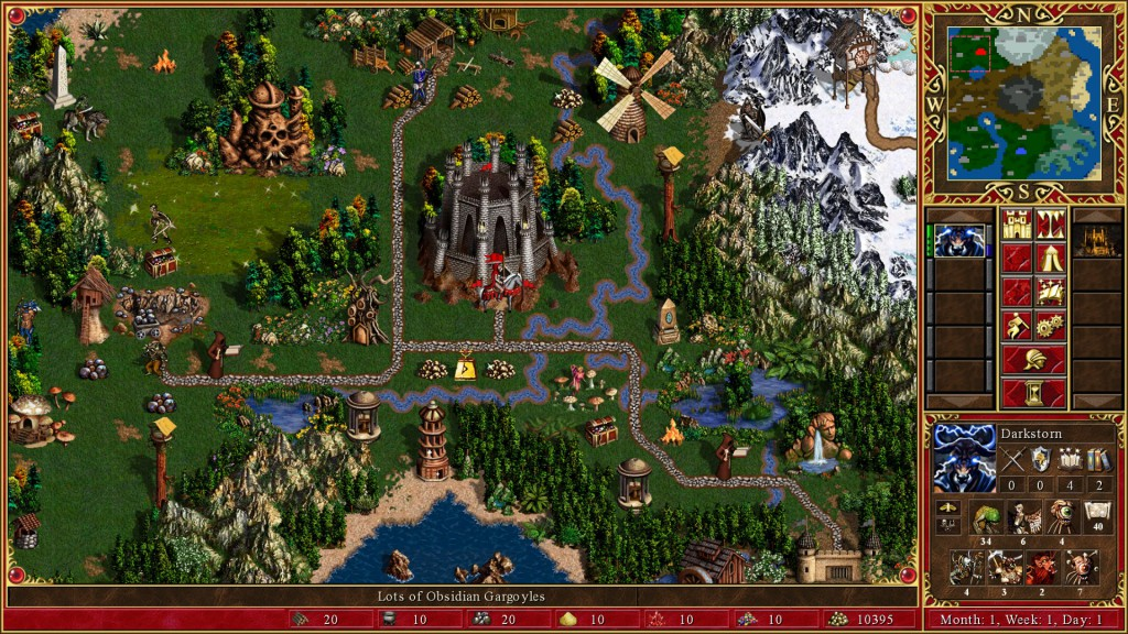Snyggare och mer detaljerad grafik i HD-edition.