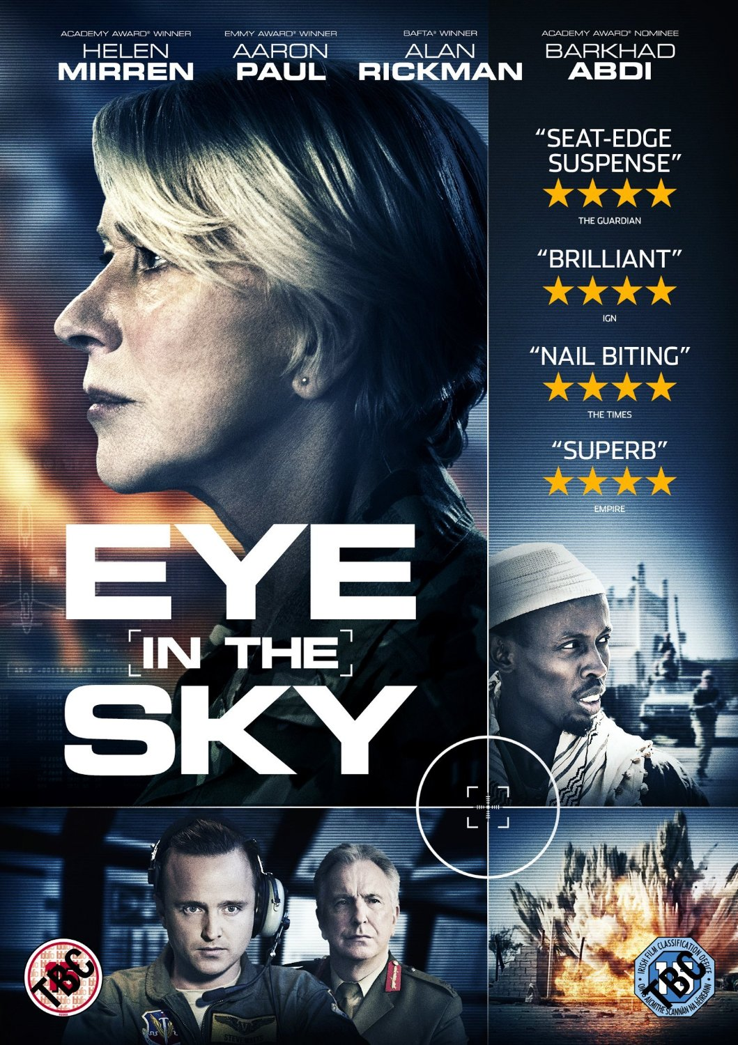 Image result for eye in the sky