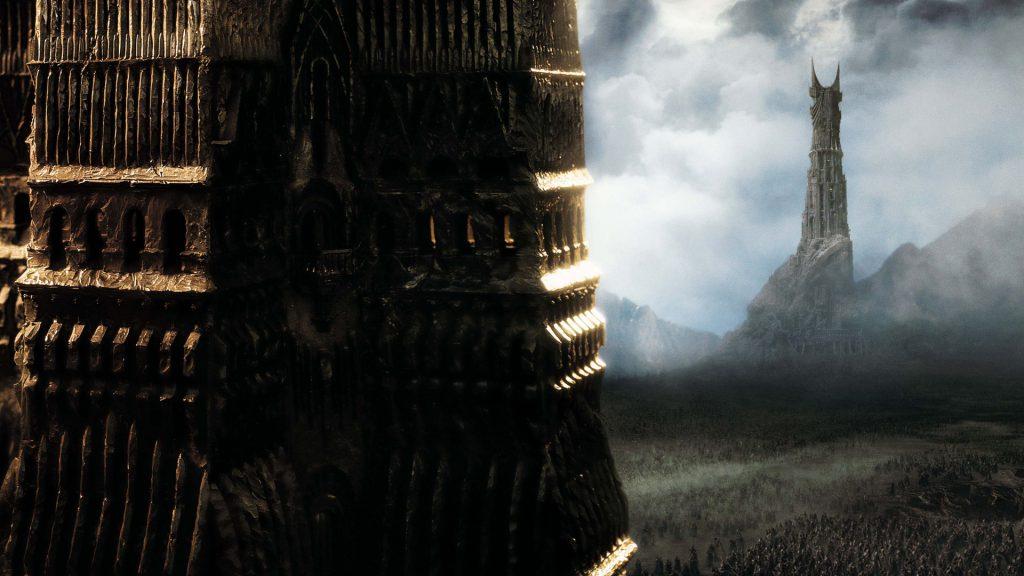 Sagan om ringen: De två tornen