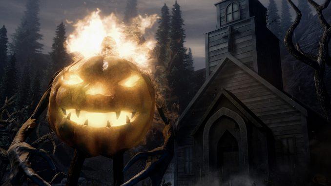 Entropia Universe Halloween