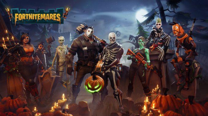 Fornite Halloween
