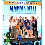 Mamma Mia! Here we go again! (blu-ray)