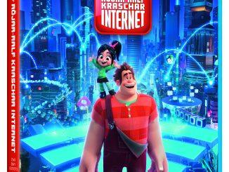Röjar-Ralf kraschar internet